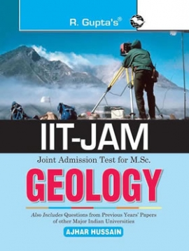 IIT-JAM: M.Sc. GEOLOGY (Collection of Various Entrance Exams MCQs)
