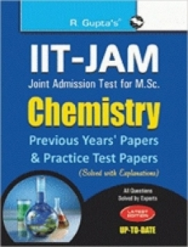 R Gupta IIT-JAM Chemistry Previous Year's & Practice Papers