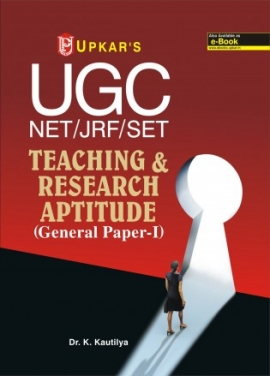 UGC-NET/JRF/SET Teaching & Research Aptitude (General Paper-I)