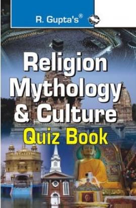 Religion Mythology & Culture Quiz Book