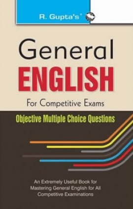 General English for Competitive Exams