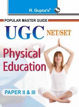 UGC-NET/SET : Physical Education (Paper II & III) Exam Guide