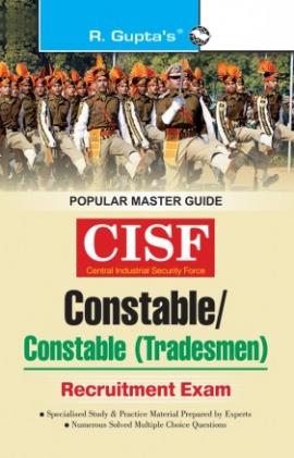 R Gupta CISF Constable ( Tradesmen) Exam Guide