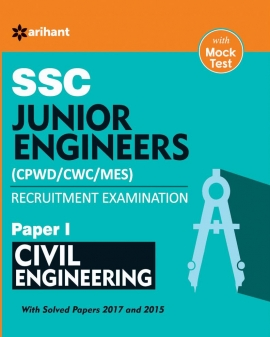 SSC Junior Engineers (Civil Engineering) Paper - 1