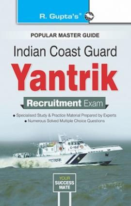 Indian Coast Guard Yantrik Recruitment Exam Guide