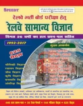 Speedy Railway  Samanay Vigyan Previous Years paper