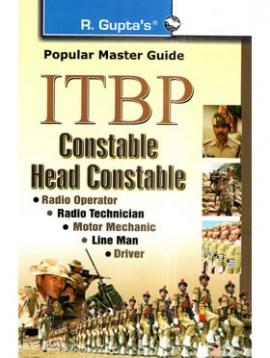 ITBP: Constable/Head Constable Recruitment Exam Guide