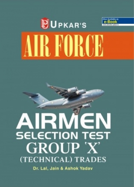Air Force Recruitment Test [Group 'X'(Technical) Trade]