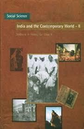 NCERT INDIA & THE CONTEMPORARY WORLD 2 (Class 10)