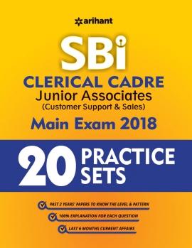 SBI Clerk Junior Asscociates Practice Sets Mains Exam 2018