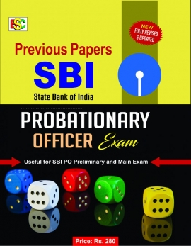 BSC SBI Probationary Officer Exam Previous Papers