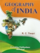 Geography Of India By R.C.Tiwari