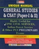 Bright General Studies & CSAT For Civil Services Prelims Examination