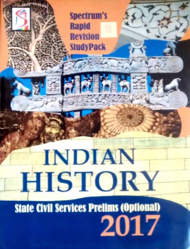 Civil Service History : Indian history state civil service prelims exam