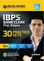 IBPS Bank Clerk Pre Exam 30 Practice Sets
