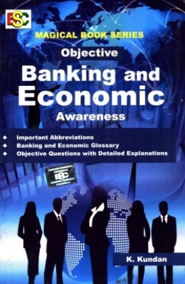 BSC Magical Book Series Objective Banking And Economic Awareness