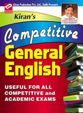 Kiran Competitive General English