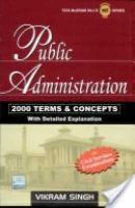 McGraw Hill Public Administration 2000 Terms & Concepts