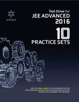 Arihant JEE Advanced 10 Practice Sets 2016