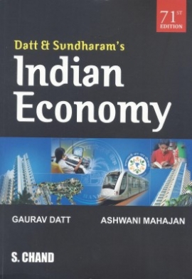Indian Economy ( 71th edition)