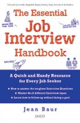 Jaico The Essential Job Interview Handbook