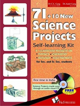 SET 71+10 NEW SCIENCE PROJECTS