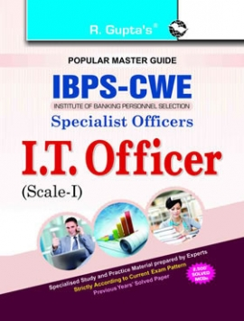R Gupta  Bank IT Officers Common Written Exam (CWE) Guide