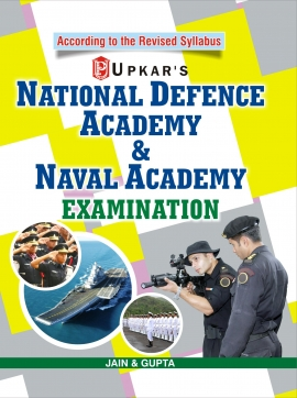 Upkar National Defence Academy & Naval Academy Examination