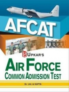 Upkar AFCAT Exam Guide