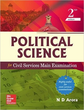 TMH Political Science for Civil Services Mains Examinations