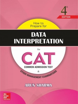 TMH How to Prepare for Data Interpretation for CAT 4 Edition