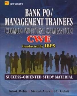 Bank Po/Management Trainees Common Written Examination