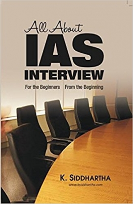 All About I.A.S Interview (For The Beginners From The Beginning)