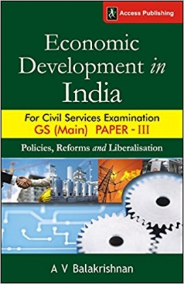 Economic Development in India for GS Paper 3 Civil Services Examination (Main)