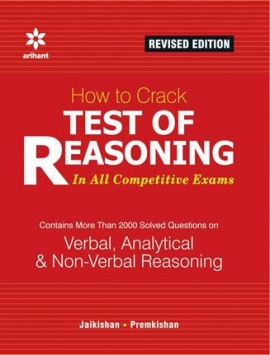 Arihant How to Crack Test of Reasoning: In All Competitive Exam