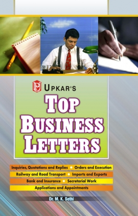 Upkar Top Business Letters