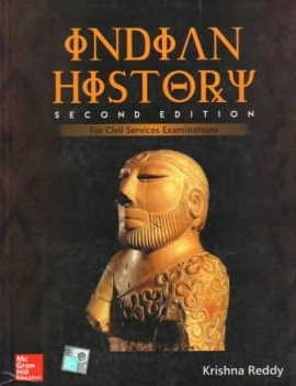 Indian History By Krishna Kant Reddy