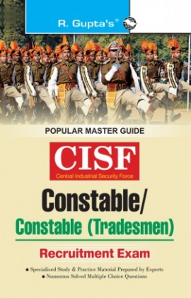R Gupta CISF Constable ( Tradesmen) Exam Guide