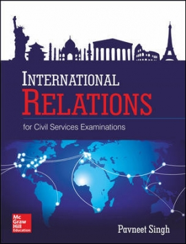 TMH  International Relations for Civil Services Examinations