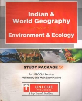 Indian & World Geography Environment & Ecology