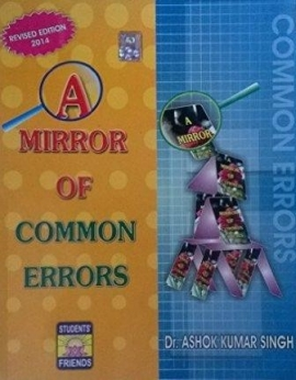 Student's A Mirror OF Common Errors