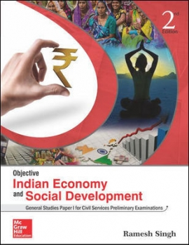 Objective Indian Economy and Social Development (For Civil Services Pre.Examination)