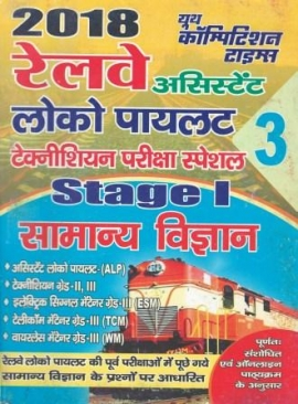 Railway Bharati Board Railway Assistant Loco Pilot Stage -I Vigyan Adhyayvar Solved Paper