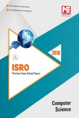ISRO Previous Year Solved Papers (Computer Science) 2019