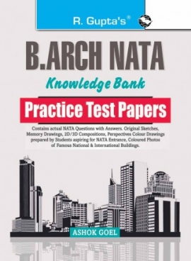 R Gupta B,Arch Nata Knowledge Bank Practice Test Papers
