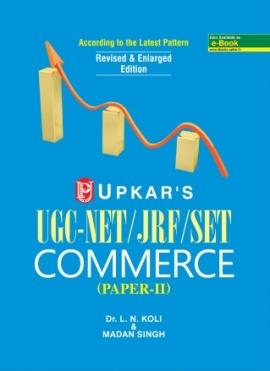 UGC NET/JRF/SET Commerce (Paper II)