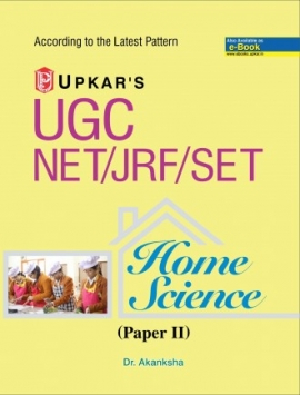 UGC-NET/JRF/SET Home Science (Paper II)