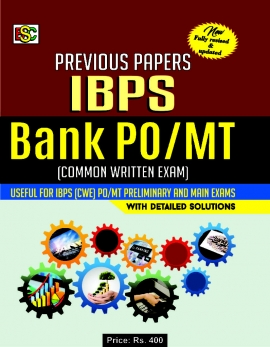 BSC IBPS Bank PO-MT-SO Previous Papers
