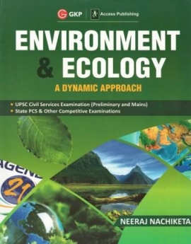 Environment & Ecology A Dynamic Approach by Neeraj Nachiketa