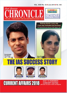 Civil Services Chronicle June 2018